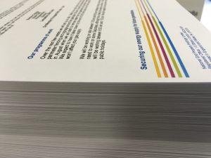 Laser print, laser printing, inkjet print, inkjet printing