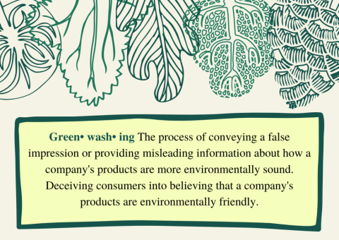 It's Not Easy Being Green: Are You Greenwashing Your Company?